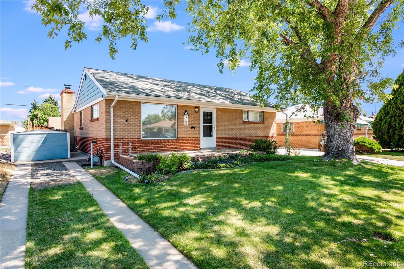 6960 Warren Drive, Denver, CO 80221 - MLS#: 7223558