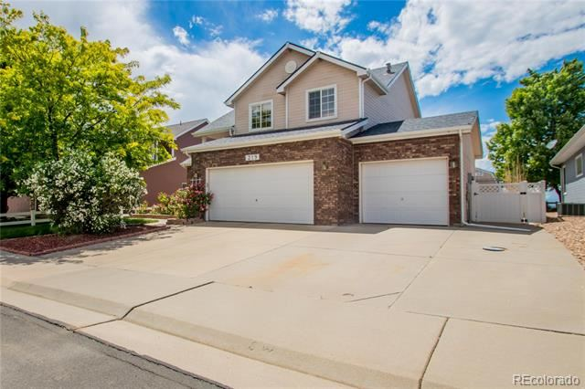 319 Mountain View Avenue, Fort Lupton, CO 80621 - #: 6759561