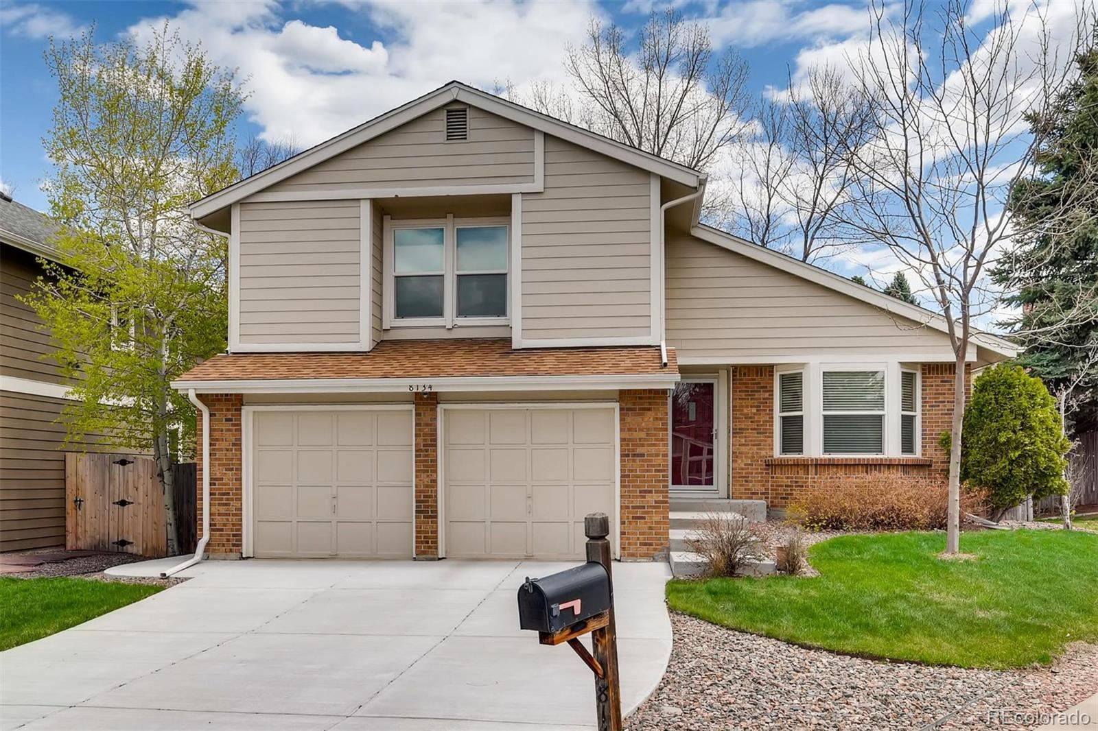 8134 S Spruce Court, Centennial, CO 80112 - #: 8142561