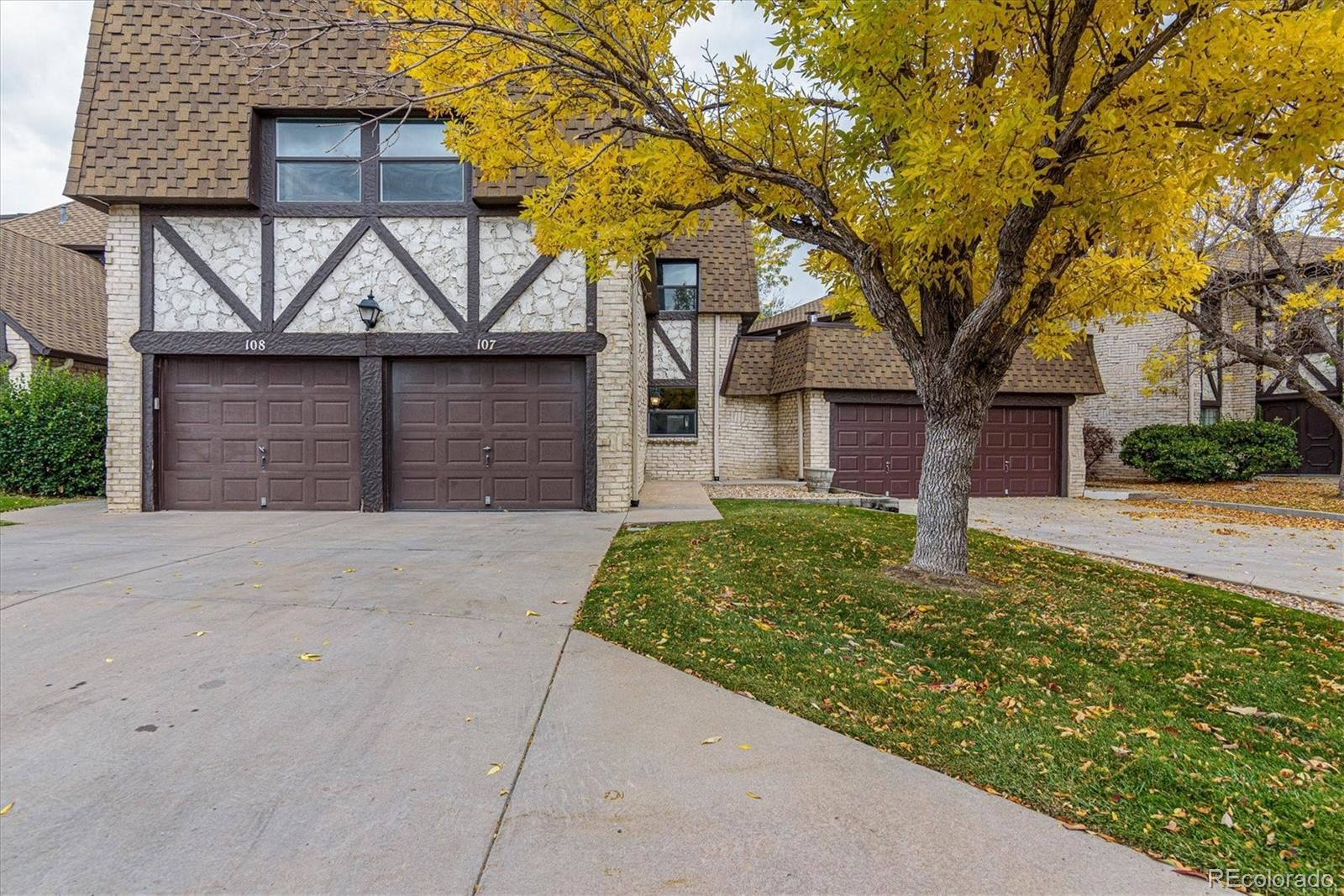 Photo of 7250 Eastmoor Drive #107, Denver, CO 80237 (MLS # 9699563)