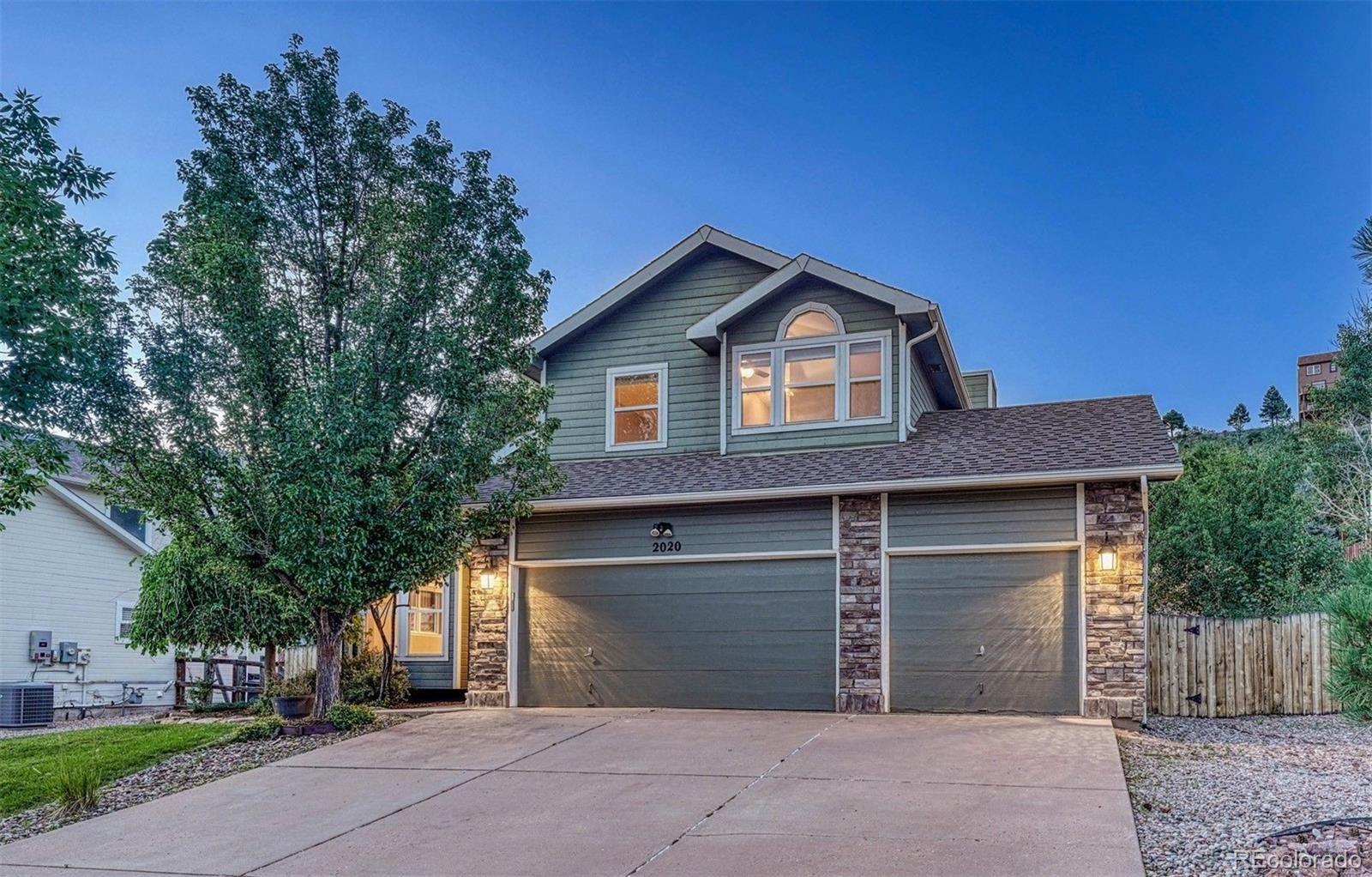Photo of 2020 Bluffside Terrace, Colorado Springs, CO 80919 (MLS # 2017564)