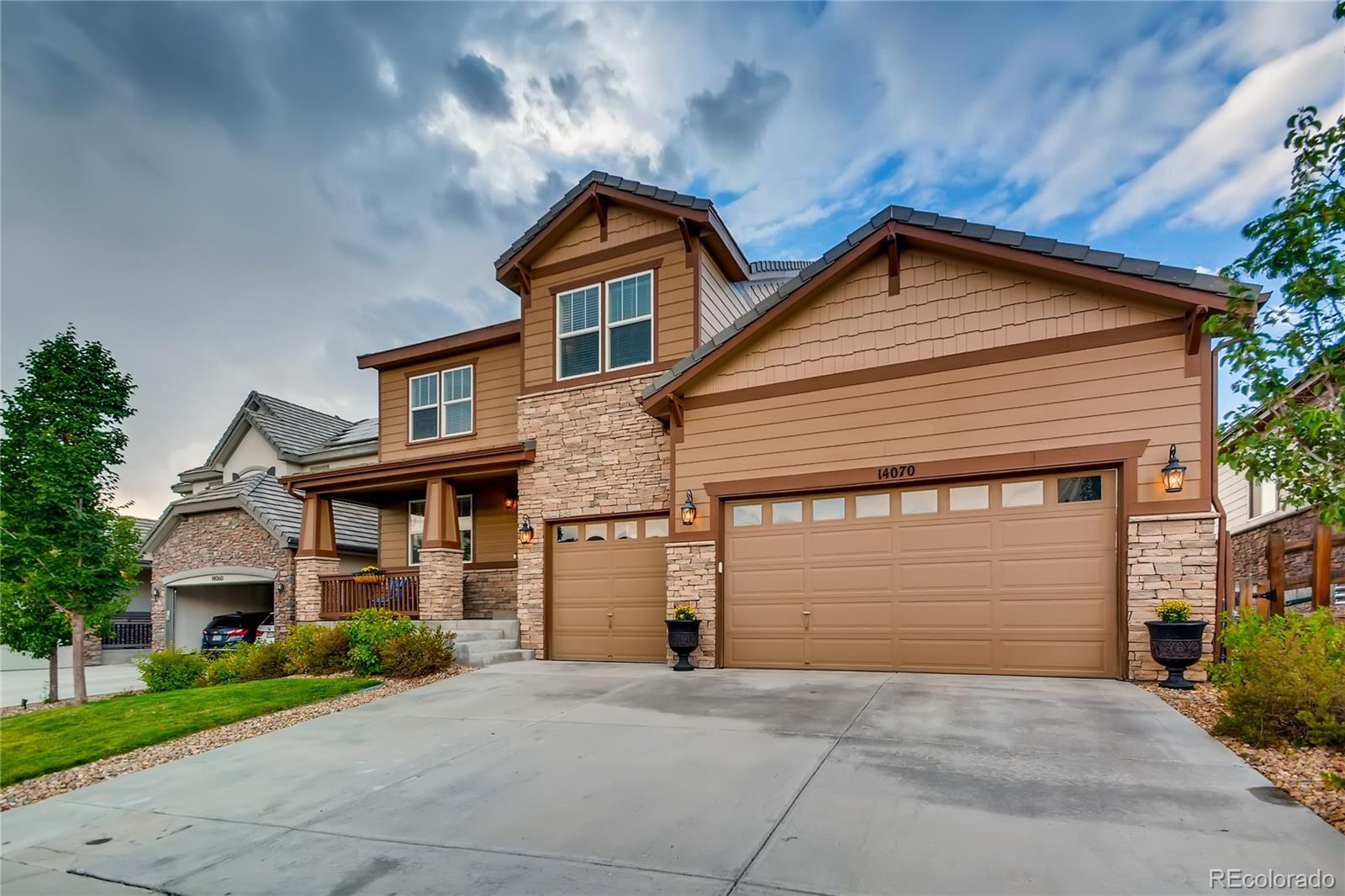 14070 Sierra Ridge Circle, Parker, CO 80134 - MLS#: 5582564