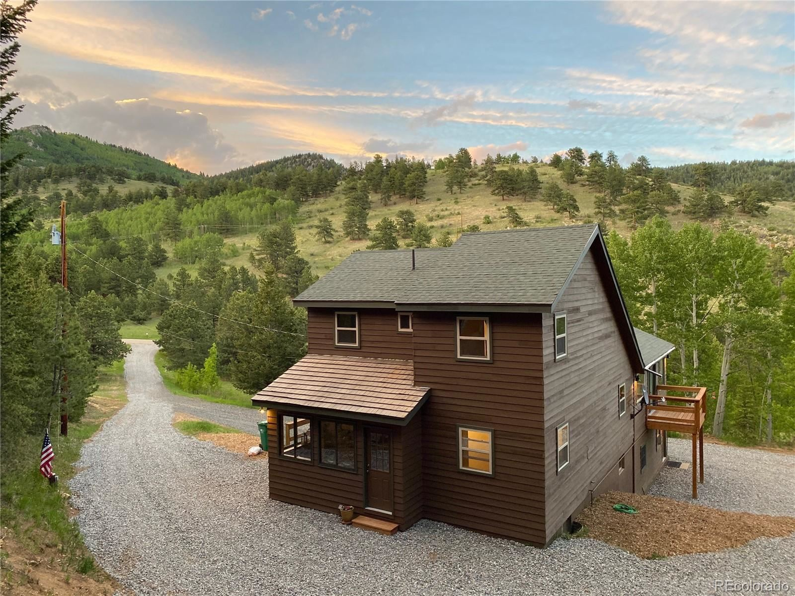 34670 Robinson Hill Road, Golden, CO 80403 - #: 8256564