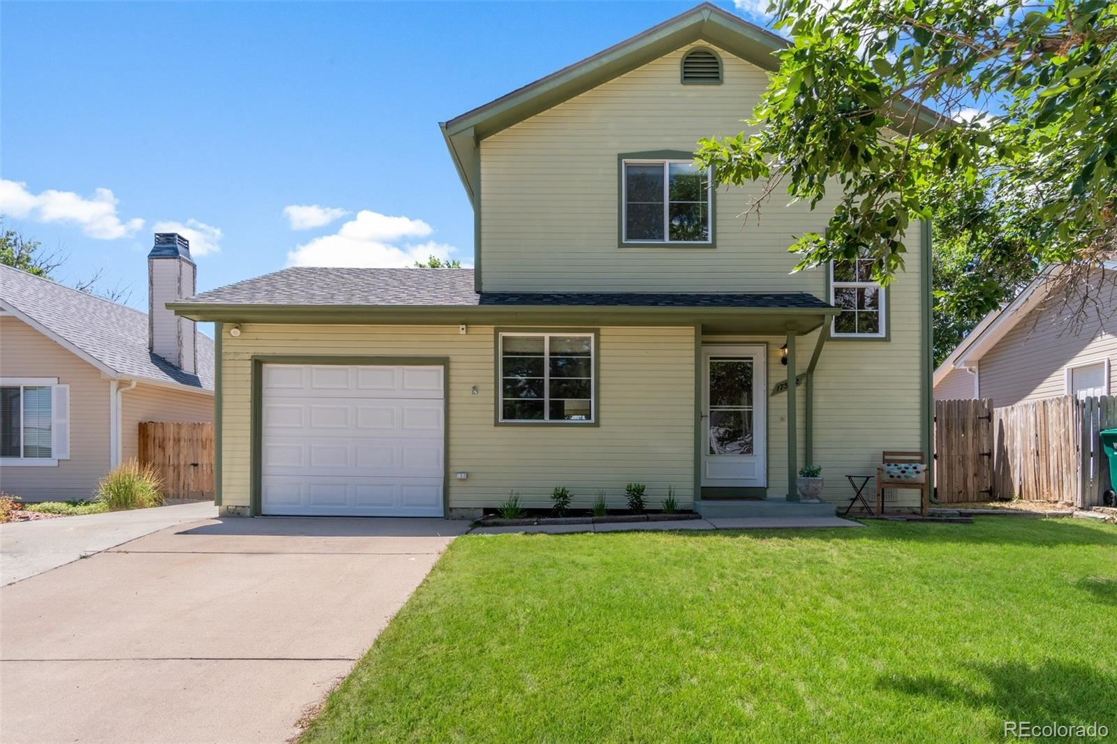 17532 E Whitaker Drive, Aurora, CO 80015 - MLS#: 5165565
