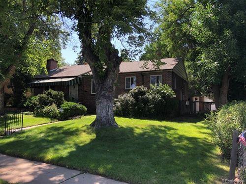 Photo of 2362 E Ohio Avenue, Denver, CO 80209 (MLS # 5118566)