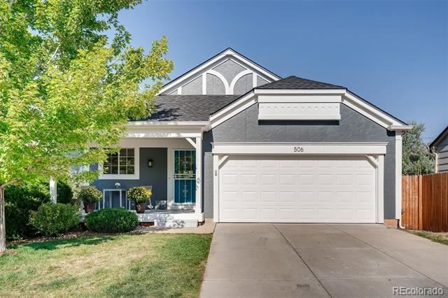 506 Entrada Drive, Golden, CO 80401 - #: 1895566