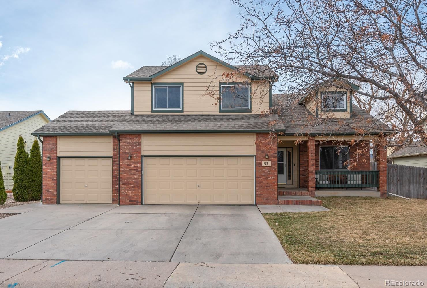 3531  Silver Trails Drive, Fort Collins, CO 80526 - #: 4171567