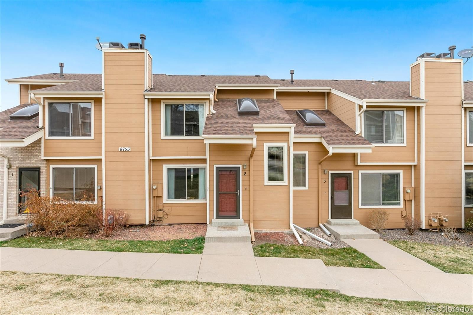 8753 W Cornell Avenue  12-2 #12-2, Lakewood, CO 80227 - #: 6787567