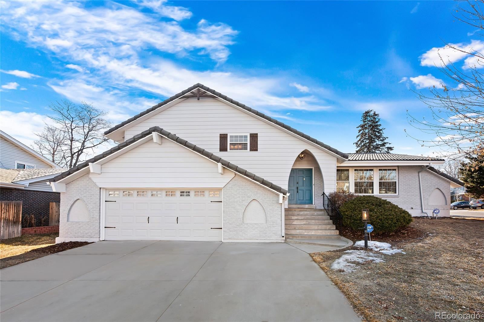 7602 E Nassau Avenue, Denver, CO 80237 - #: 3235568