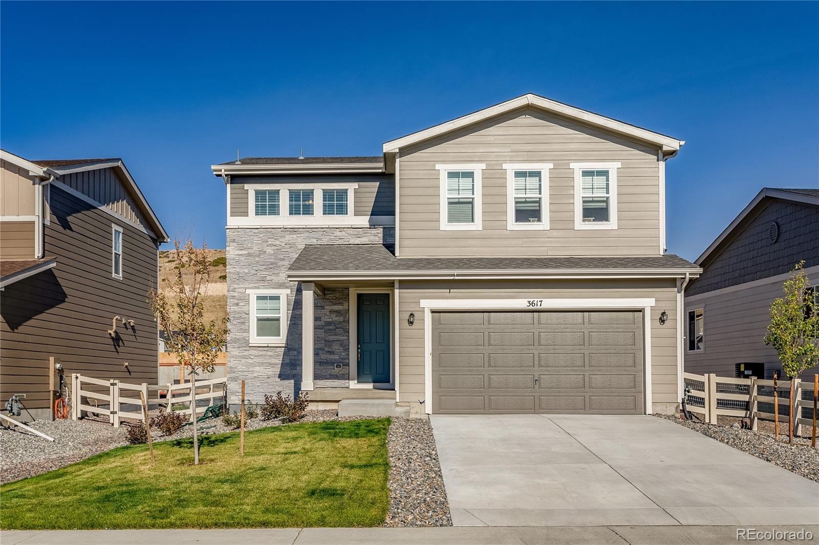 3617 Arlen Way, Castle Rock, CO 80104 - MLS#: 7803568