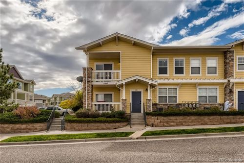 Photo of 9307 Amison Circle #201, Parker, CO 80134 (MLS # 2652569)