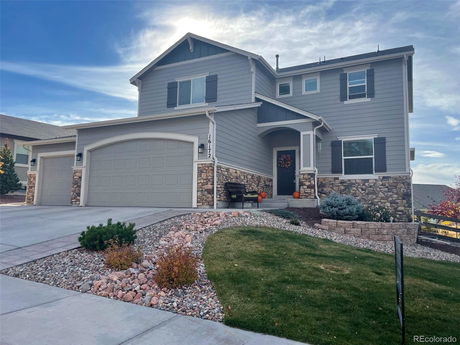 Photo of 16172 St Lawrence Way, Monument, CO 80132 (MLS # 1891570)