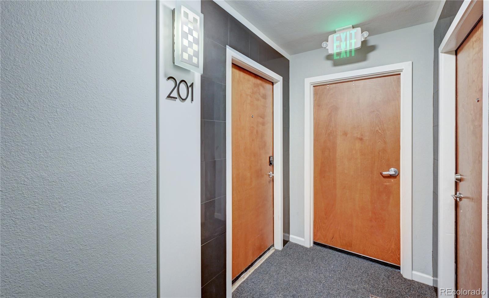 Photo of 1231 N Downing Street #201, Denver, CO 80218 (MLS # 8190570)
