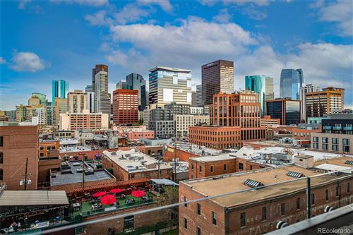Photo of 1901 Wazee Street #915, Denver, CO 80202 (MLS # 9394571)