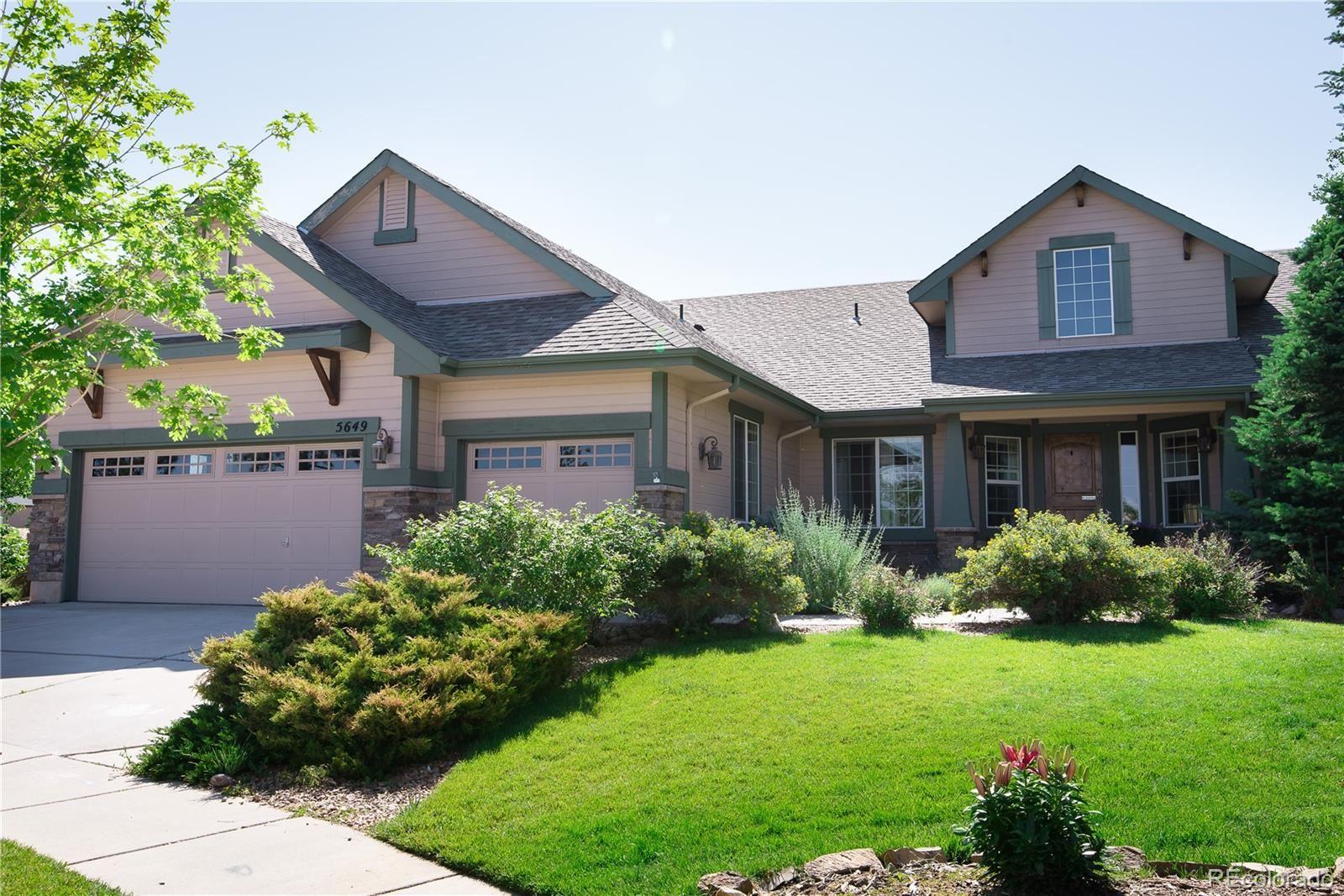5649 Prima Lane, Colorado Springs, CO 80924 - #: 1916571