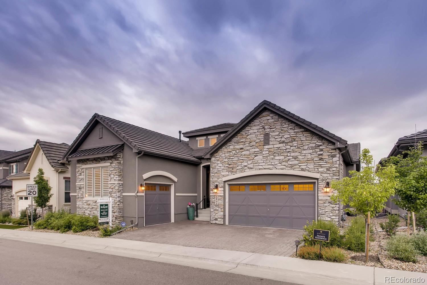 5943 S Olive Circle, Centennial, CO 80111 - #: 7819571
