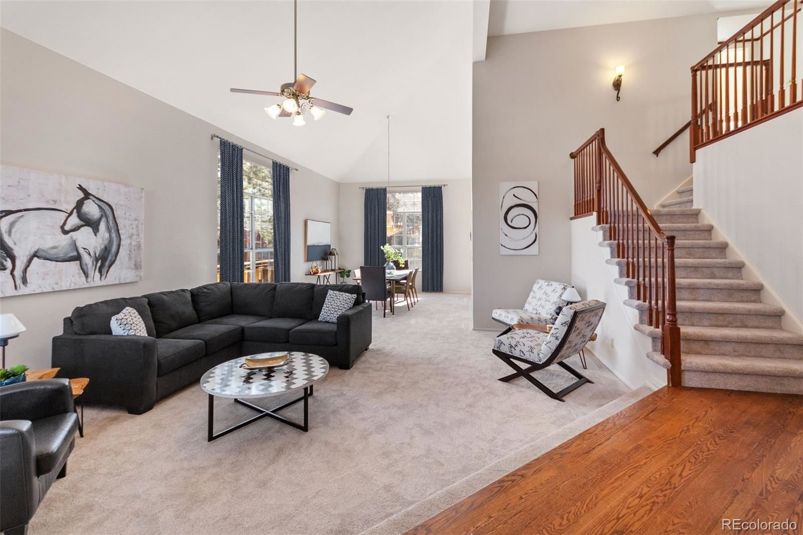 3374  Meadow Creek Place, Highlands Ranch, CO 80126 - #: 9859571