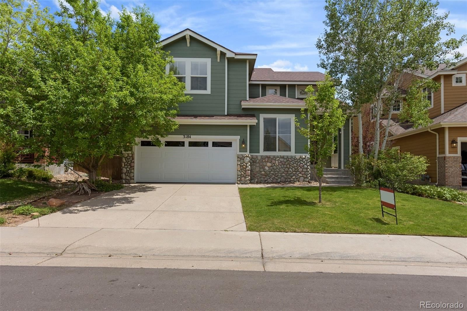 3184 Bentwood Place, Highlands Ranch, CO 80126 - #: 8219572