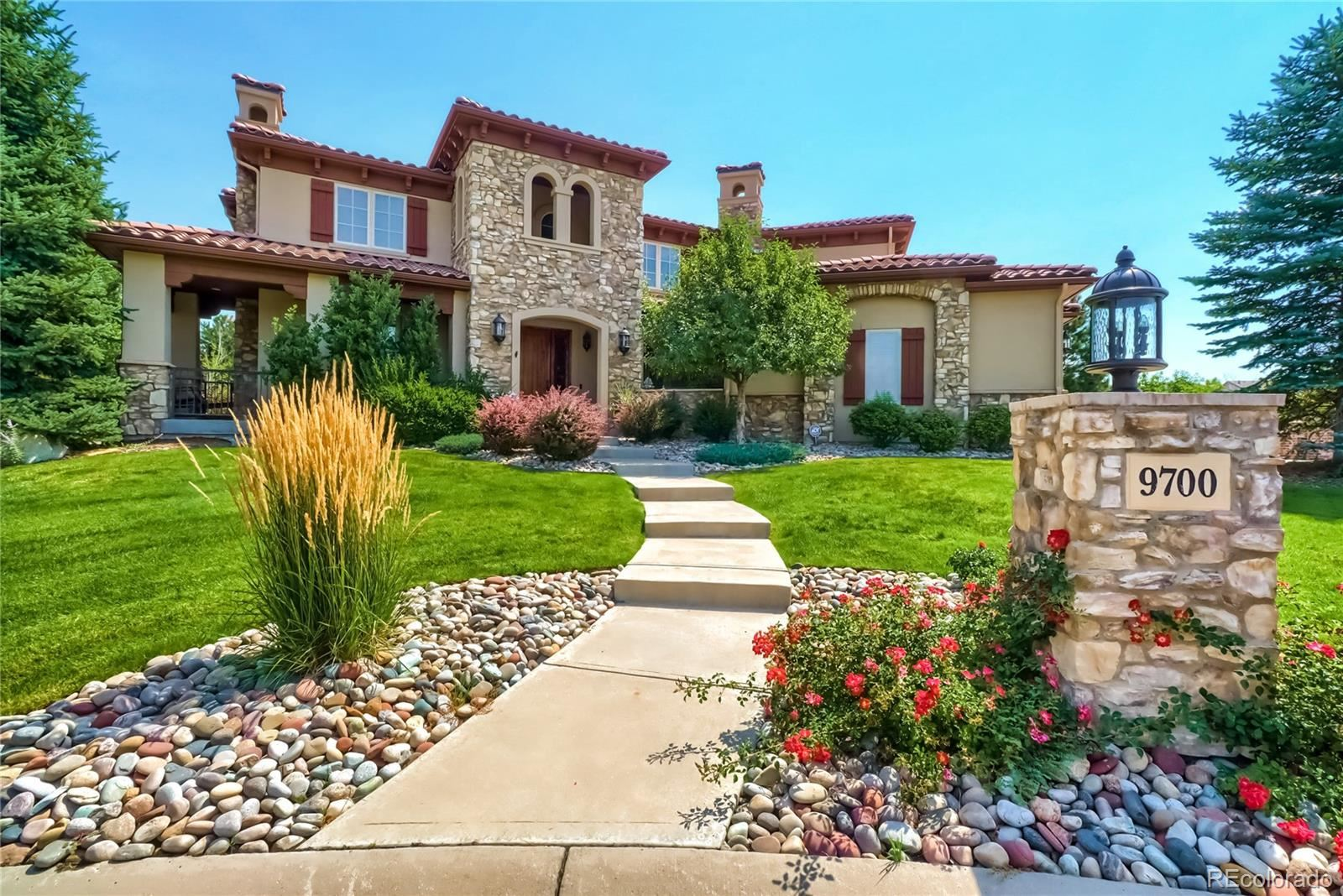 9700 S Shadow Hill Circle, Lone Tree, CO 80124 - #: 7963573