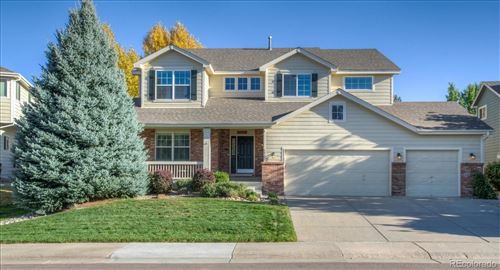 Photo of 690 Briar Dale Drive, Castle Pines, CO 80108 (MLS # 5686574)