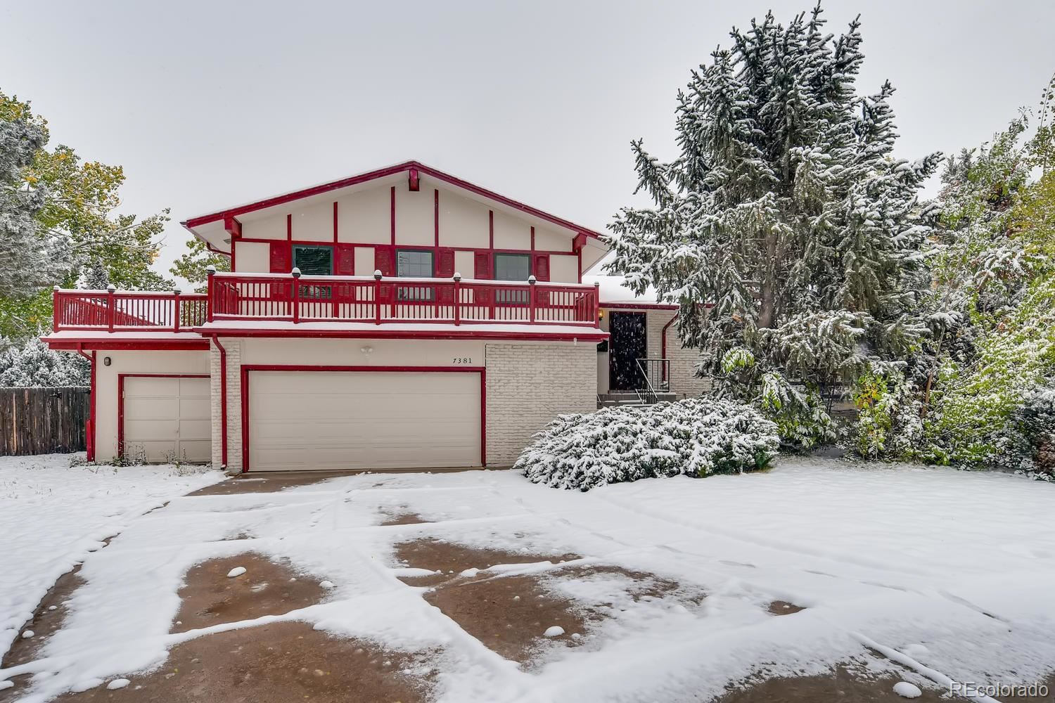 7381 E Hinsdale Court, Centennial, CO 80112 - #: 3787574