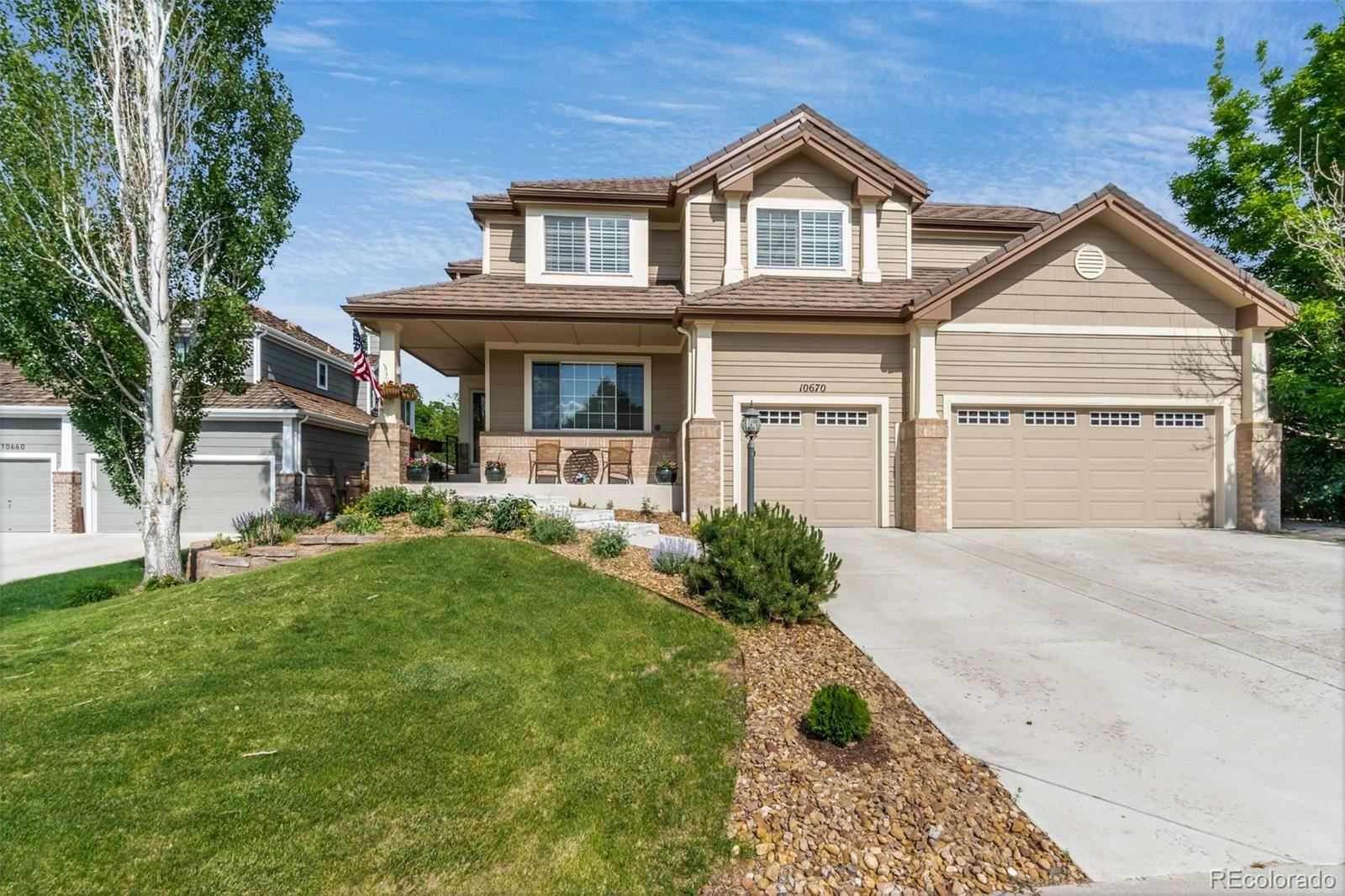 10670  Singleleaf Court, Parker, CO 80134 - #: 4037574