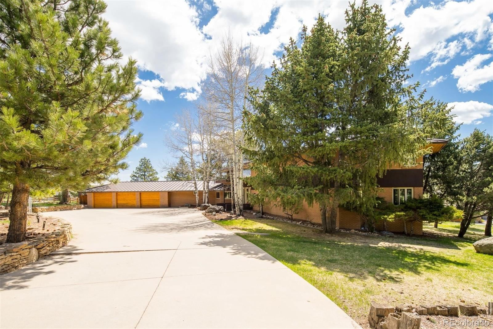 2830  Interlocken Drive, Evergreen, CO 80439 - #: 8628574