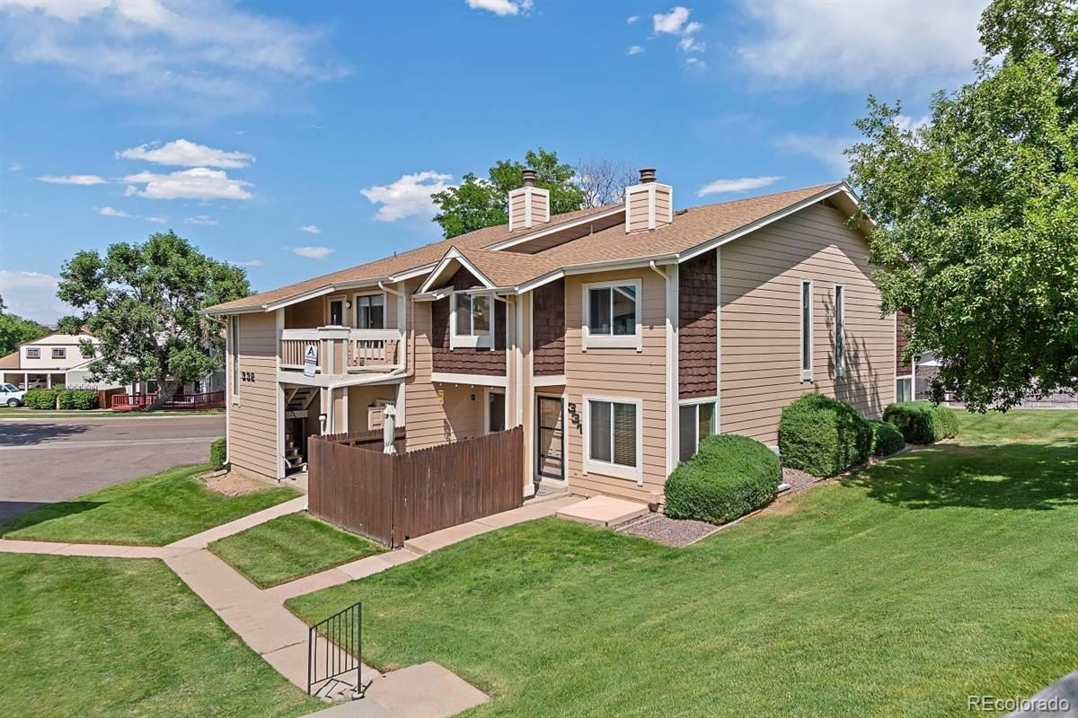 8503 Chase Drive #332, Arvada, CO 80003 - #: 2603575