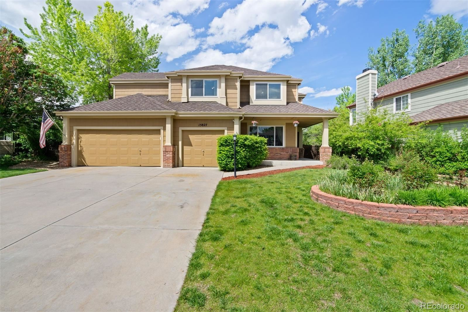 15827  Siena Terrace, Parker, CO 80134 - #: 1749576