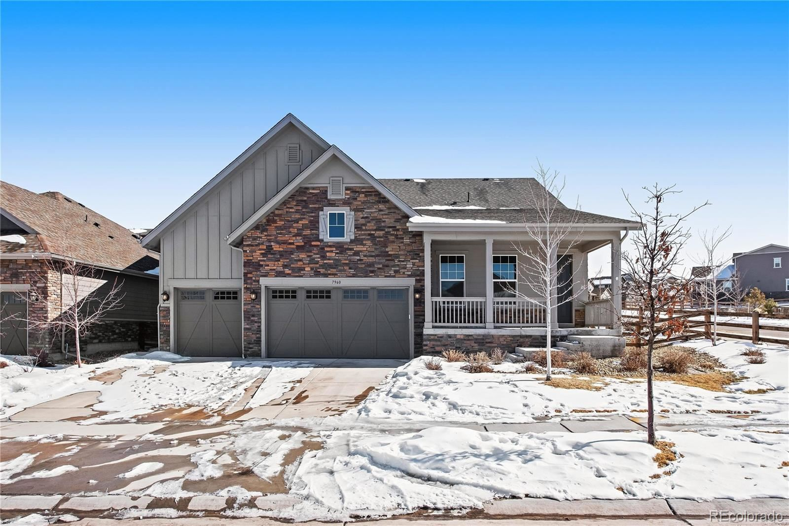 7960 S Flat Rock Way, Aurora, CO 80016 - #: 2020576