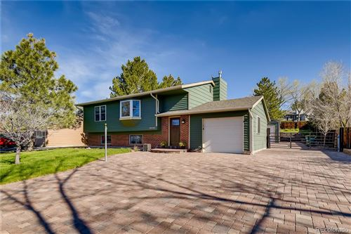 Photo of 11019 Brownstone Drive, Parker, CO 80138 (MLS # 9073577)