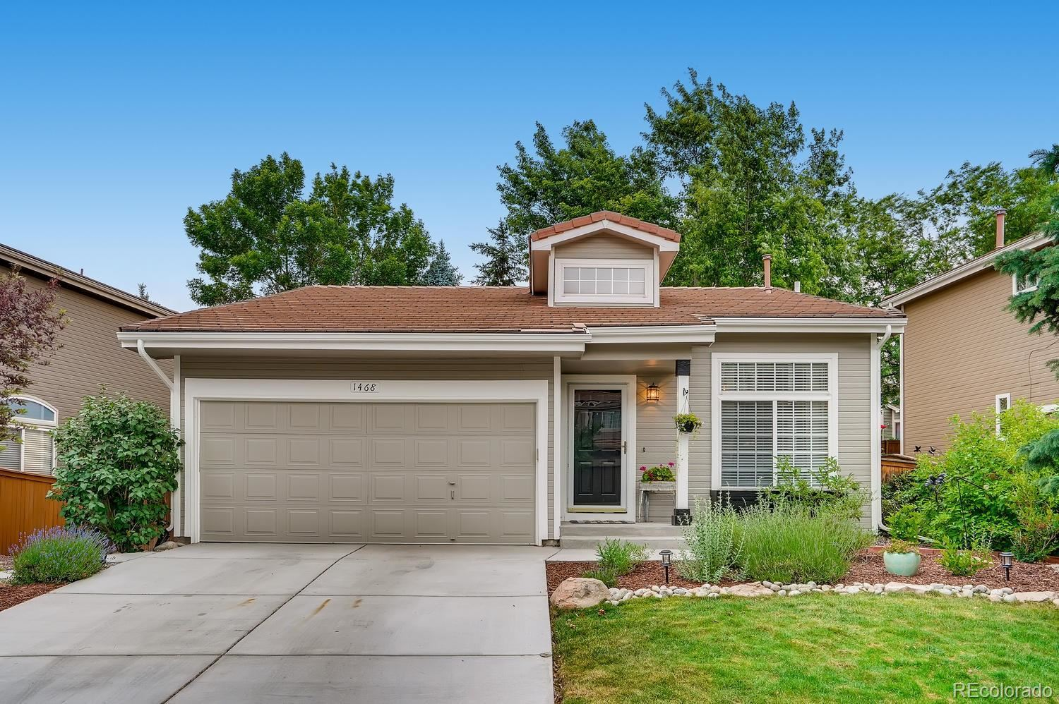 1468 Briarhollow Lane, Highlands Ranch, CO 80129 - #: 6309577