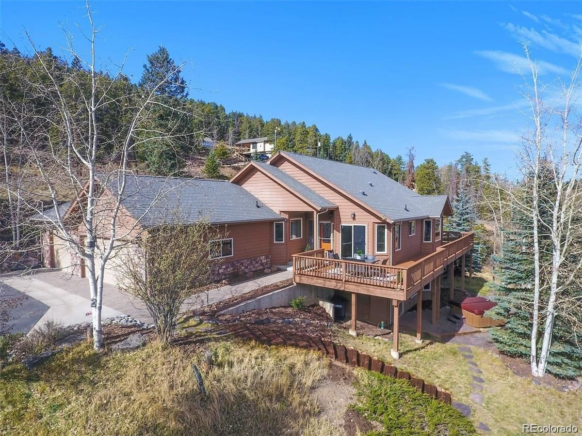 6934  Woodchuck Way, Evergreen, CO 80439 - #: 6528577