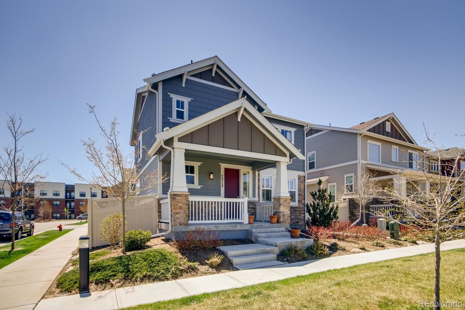 7313  Ames Court, Arvada, CO 80003 - #: 8242577