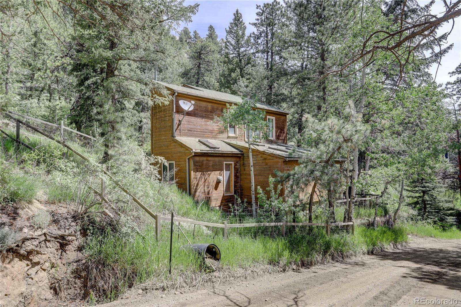 1270 Beaver Brook Canyon Road, Evergreen, CO 80439 - #: 7514579