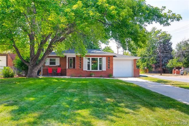 1375 Poplar Street, Denver, CO 80220 - #: 8763580