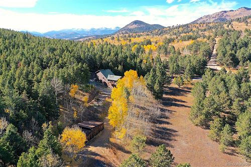 Photo of 34670 Robinson Hill Road, Golden, CO 80403 (MLS # 3629581)