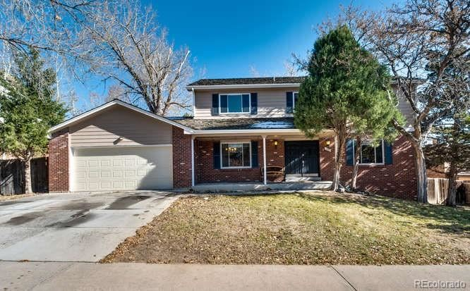 7534 S Webster Street, Littleton, CO 80128 - #: 6575581