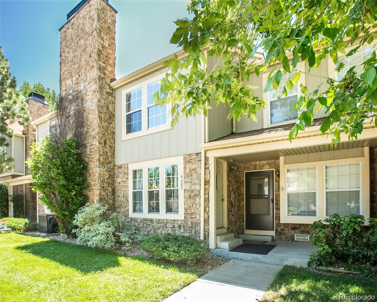 4683 S Crystal Way #C, Aurora, CO 80015 - #: 2616582