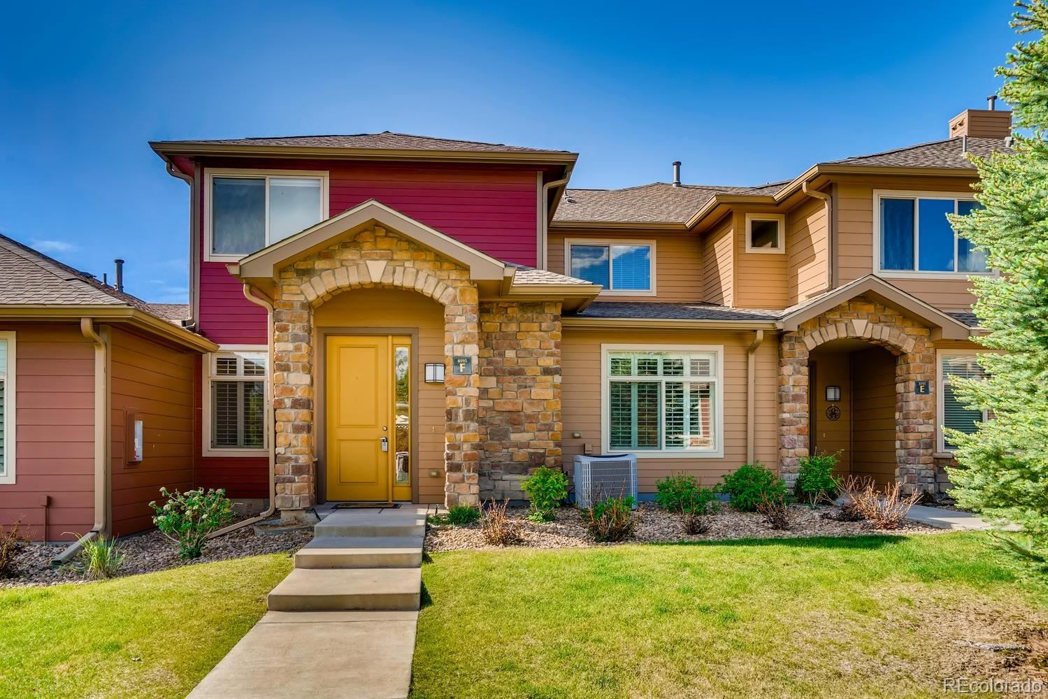 8595  Gold Peak Drive  F #F, Highlands Ranch, CO 80130 - #: 6678582