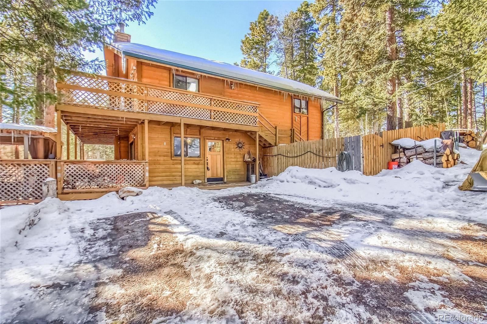 11117  Wallace Avenue, Conifer, CO 80433 - #: 7519582