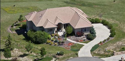 Photo of 9938 Bluestar Drive, Parker, CO 80138 (MLS # 9975583)