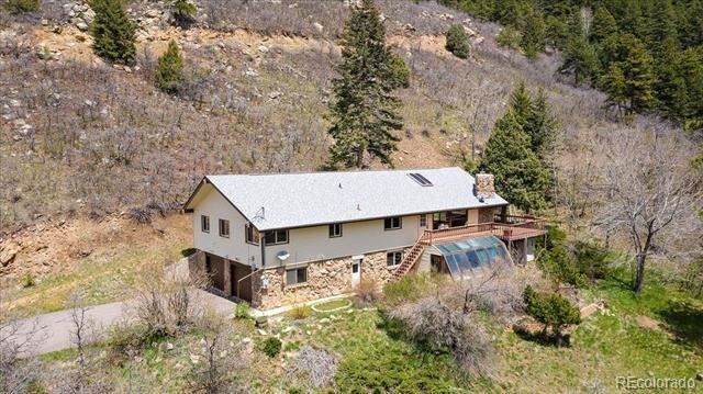 11792 South Maxwell Hill Road, Littleton, CO 80127 - #: 3694583