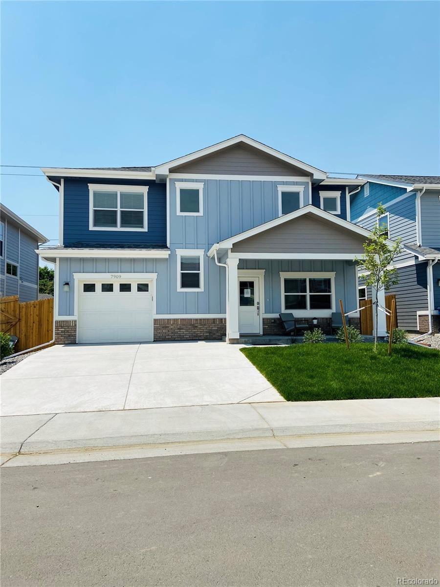 1476 Elmwood Place, Denver, CO 80221 - #: 4033583