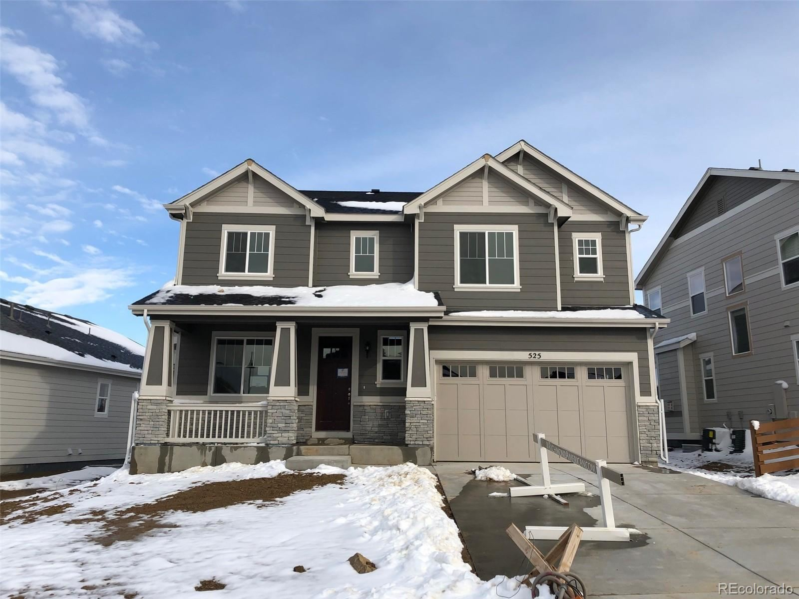 525  Pikes View Drive, Erie, CO 80516 - #: 6279585