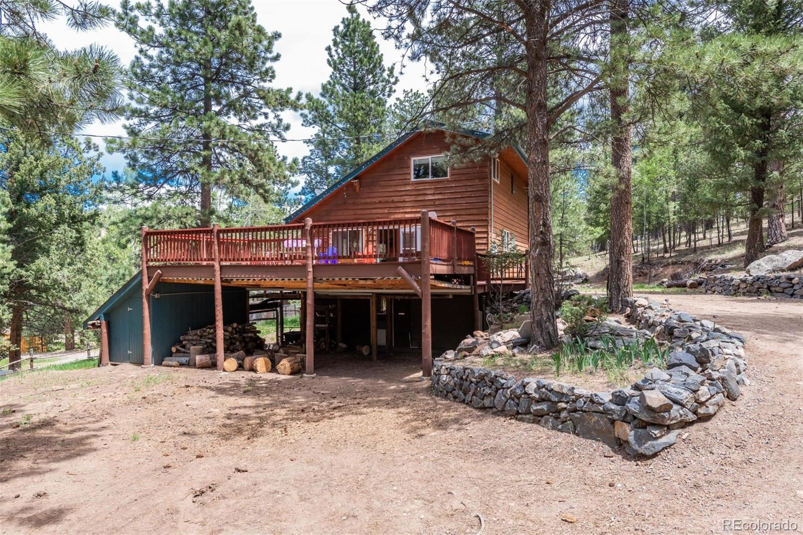 16  Blueberry Trail, Bailey, CO 80421 - #: 8946585