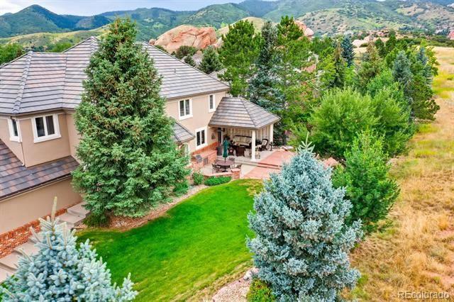 75 North Ranch Road, Littleton, CO 80127 - #: 8798586