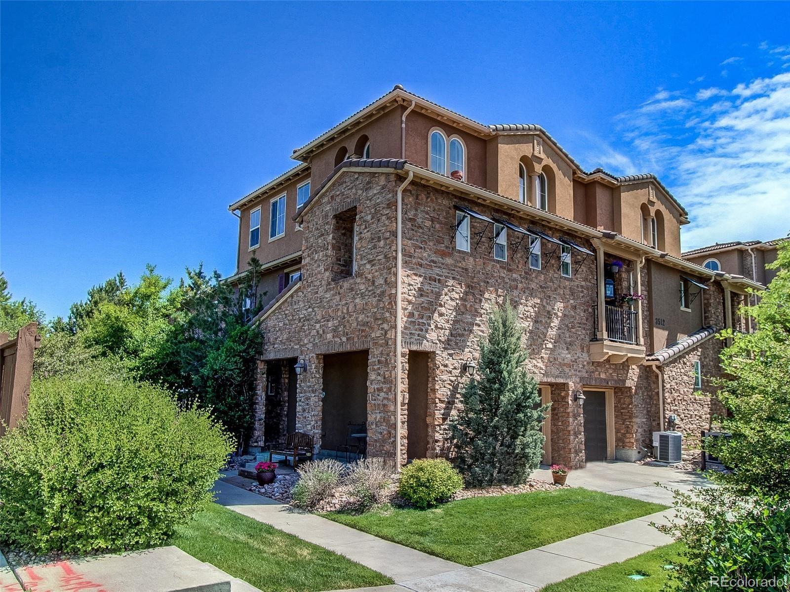 3512 Cascina Place #C, Highlands Ranch, CO 80126 - #: 2635587
