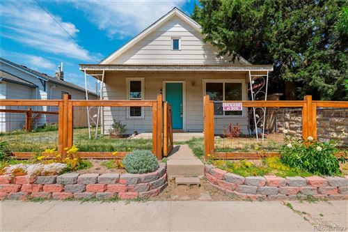 Photo of 4323 Fillmore Street, Denver, CO 80216 (MLS # 6062590)