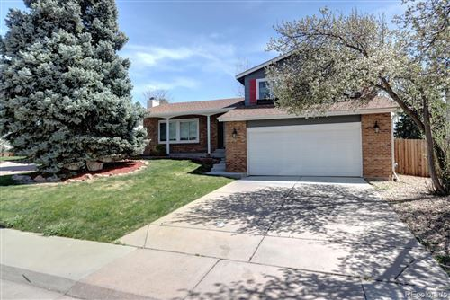 Photo of 8414 Tanglewood Street, Highlands Ranch, CO 80126 (MLS # 9070590)